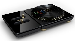 The DJ Hero Controller
