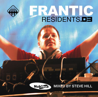 Frantic Residents 03 - Mixed by Steve Hill [2003]