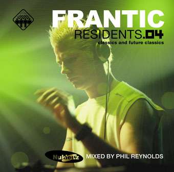 Frantic Residents 04 - Mixed by Phil Reynolds [2003]