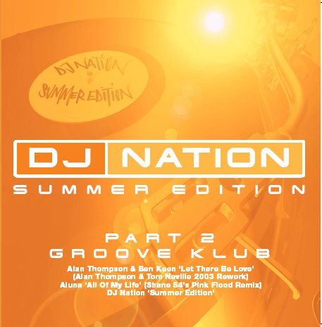DJ Nation - Summer Edition pt.2