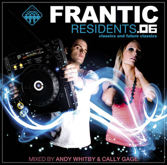 Frantic Residents 06 - Mixed by Andy Wh