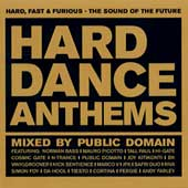 Hard Dance Anthems: Mixed by Public Domain [2001]