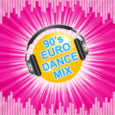 90s Euro Dance Mix [2009]