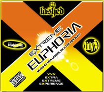 Extreme Euphoria – Mixed by Lisa Lashes, BK & The Tidy Boys [2003]