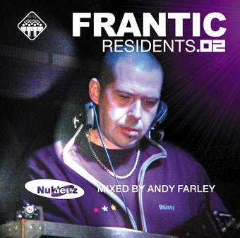 Frantic Residents 02 - Mixed by Andy Farley [2003]