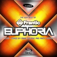 The Very Best Of Frantic Euphoria – Mixed by Anne Savage [2005]