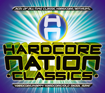 Hardcore Nation Classics - Mixed by Stu Allan & Nukleuz DJs [2007]
