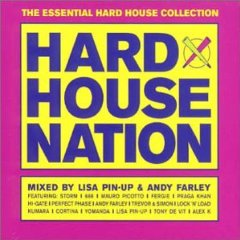 Hard House Nation - Lisa Pin-Up & A