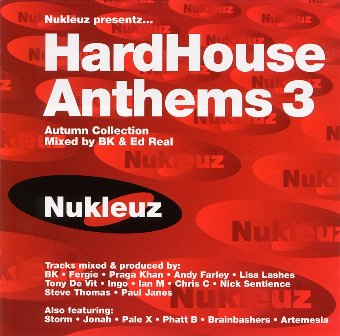HardHouse Anthems 3 - BK & Ed Real [2000]