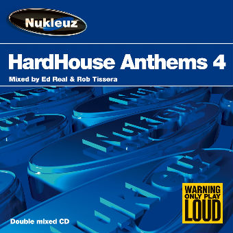 HardHouse Anthems 4 – Mixed by Ed Real & Rob Tissera [2003]