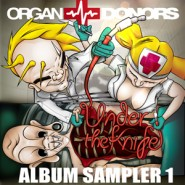 1132WNUK - Organ Donors - Album Sampler 1300