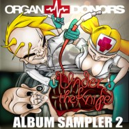 1134WNUK - Organ Donors Album Sampler 2300
